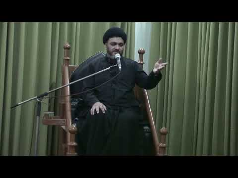 [Majlis 2] Shahadat Imam Ali (as)   Moulana Syed Hussain Haider Rizvi   Mah-e-Ramzaan 1439 - Urdu