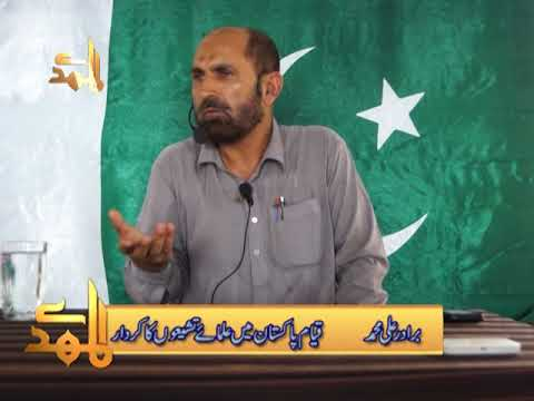 Qayame Pakistan Main Ulma Tashaion Ka Kirdar | Brother Ali Muhammad - Urdu