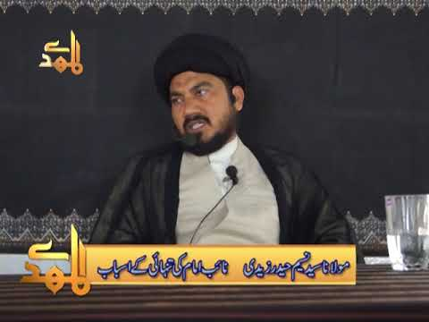 Naib-e-Imam Ki Tanhai Kay Asbab   H.I. Nasim Haider - Urdu