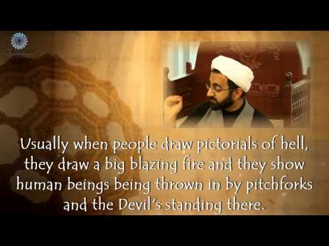 [ Clip]Your Heaven or Hell is Now - Shaykh Salim Yusufali 22 Jul 2015 English