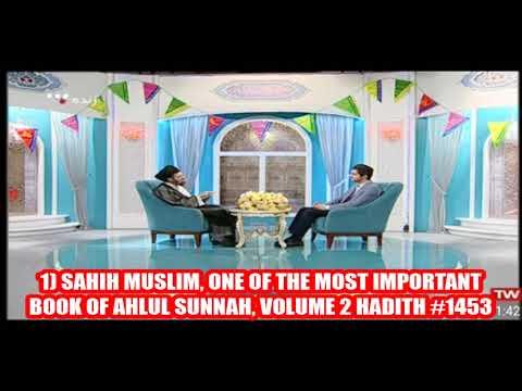 Imamate Aima Masomeen From Sunni Sources - Farsi Sub English