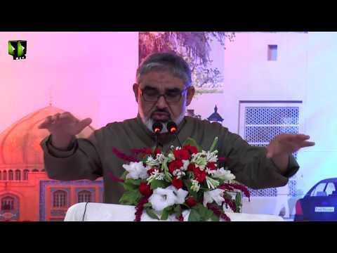 [Milad]Eid-e-Ghadeer wa Mubahila  H.I Ali Murtaza Zaidi - Urdu