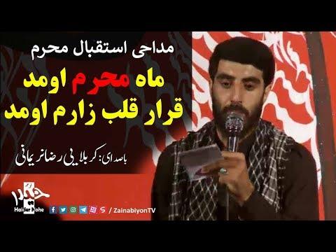 ماه محرم اومد - سید رضا نریمانی (مداحی استقبال ماه محرم ) Farsi