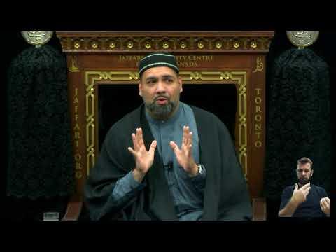 [02 Majlis] Topic: Illumination of The Inner Light - Syed Asad Jafri Muharram 1440 Sept. 11 2018 English