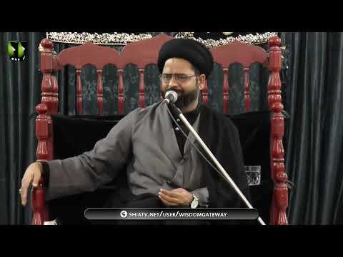 [01] Topic: عرفانِ امامت | Moulana Syed Ali Afzaal | Muharram 1440 - Urdu