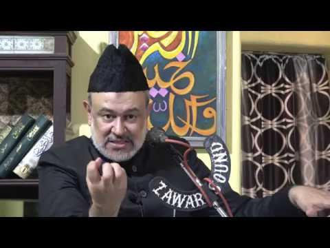 Marefat e Khuda - Majlis 01 | 1st Muharram 1440 | Moulana Mujahid Hussain - Urdu