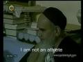 Imam Khomeini with Iranian Athletes - English Sub