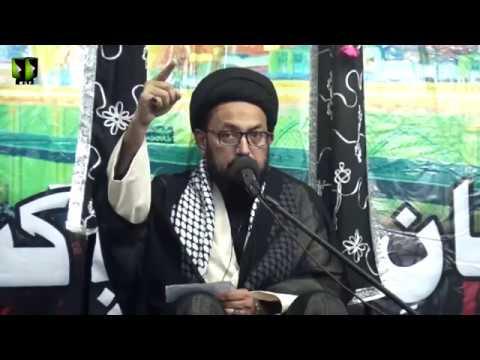 [03] Topic: کربلا اور نصرت امام کے تقاضے | H.I Sadiq Raza Taqvi | Muharram 1440 - Urdu