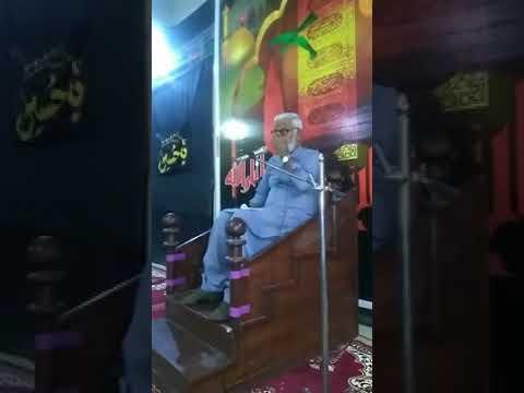 [07.Majlis]Topic: Tauheed Engr Syed Hussain Moosavi-Sindhi