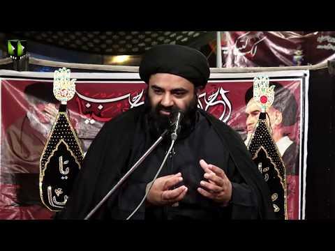 [08] Topic: Baseerat-e-Ashurae بصیرت عاشورائی | H.I Kazim Abbas Naqvi | Muharram 1440 - Urdu
