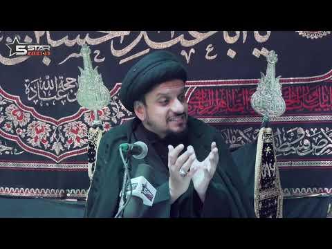 8th Majlis Moharram 1440 Hijari 2018 Topic:Hamara Samaj Aur Husaini Taqaze By H I Zameer Abbas Jaffri(Qom)-Urdu