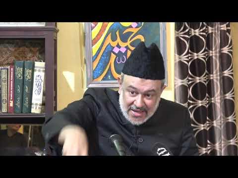 Marefat e Khuda - Majlis 09 | 9th Muharram 1440 | Moulana Agha Mujahid Hussain - Urdu