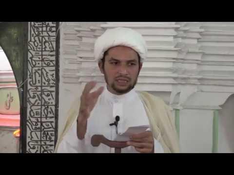 Khutba-e-Juma : 07-09-2018 : Moulana Agha Munawer Ali - Urdu
