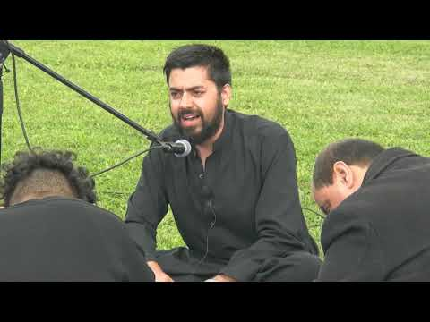 Noha by Br  Haider - Toronto Ashura Day Procession 2018 - Urdu