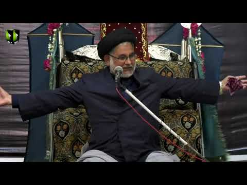 [01] Topic: Ansaar e Hussaini - انصار حسینی | H.I Hasan Zafar Naqvi | Muharram 1440 - Urdu