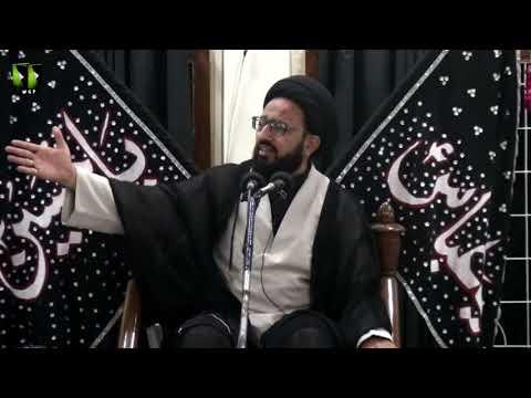 [02] Topic: Takmeel-e-Ashura - تکمیل عاشورا | H.I Sadiq Raza Taqvi | Muharram 1440 - Urdu