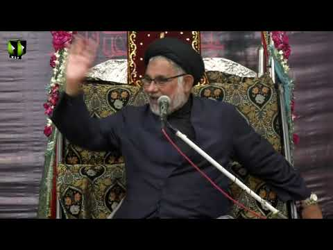 [03] Topic: Ansaar e Hussaini - انصار حسینی | H.I Hasan Zafar Naqvi | Muharram 1440 - Urdu