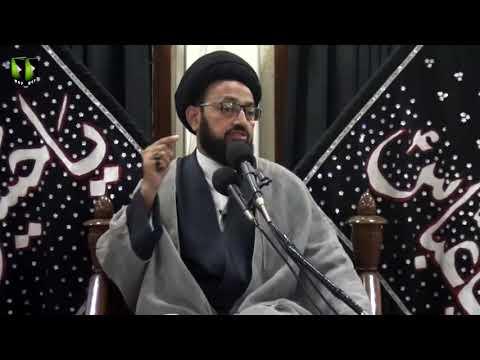 [03] Topic: Takmeel-e-Ashura - تکمیل عاشورا | H.I Sadiq Raza Taqvi | Muharram 1440 - Urdu