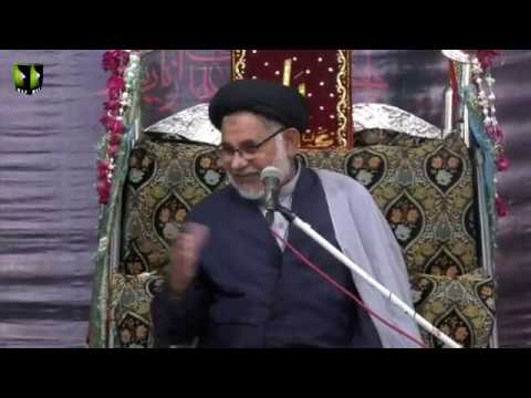 [04] Topic: Ansaar e Hussaini - انصار حسینی | H.I Hasan Zafar Naqvi | Muharram 1440 - Urdu