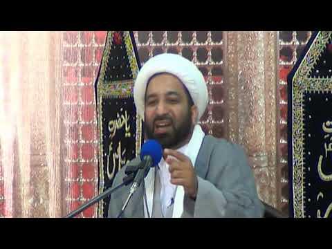7th Majlis Muharram 1440/18.09.2018 Topic:مقامِ اہلبیت By H I Sakhawat Ali Qumi-Jamia Al Sadiq a.s G-9/2-Urdu