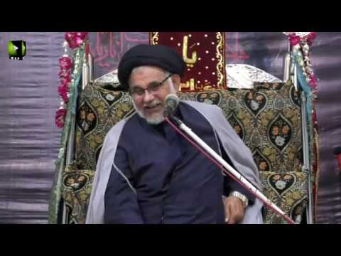 [06] Topic: Ansaar e Hussaini - انصار حسینی | H.I Hasan Zafar Naqvi | Muharram 1440 - Urdu