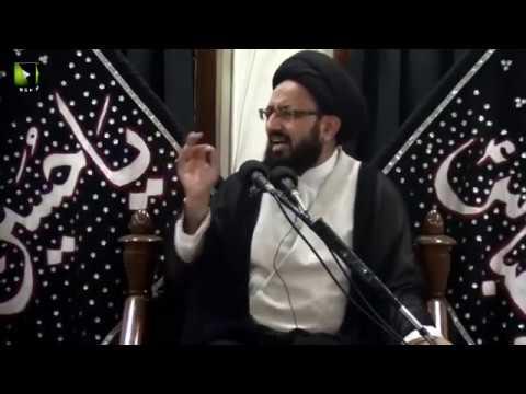 [06] Topic: Takmeel-e-Ashura - تکمیل عاشورا | H.I Sadiq Raza Taqvi | Muharram 1440 - Urdu