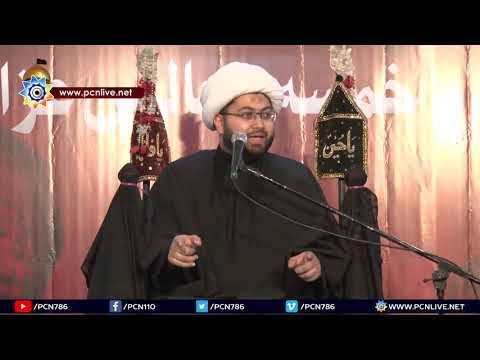 2nd Majlis 17th Muharram 1440/28.09.2018 Topic:Momin Bhai Ka Haq Kaisay Ada Karain? By H I Sajid Hussain Vakil-Urdu