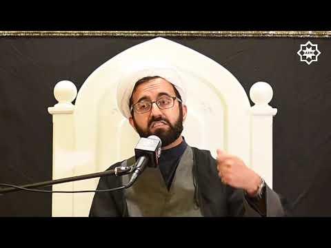 Lecture 4 Muharram 2018 | Shaykh Salim Yusufali | AIM Uk 2018 English