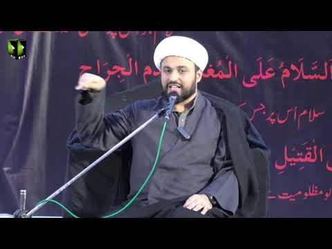 [02] Topic: Sunan-e-illahiya | Moulana Mohammad Ali Fazal | Muharram 1440 - Urdu