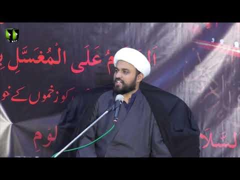 [06] Topic: Sunan-e-illahiya | Moulana Mohammad Ali Fazal | Muharram 1440 - Urdu