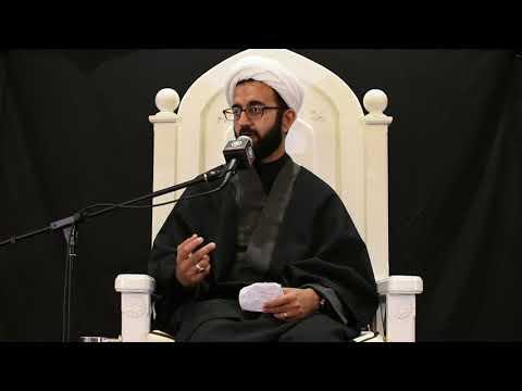 [Lecture 8Muharram 2018] Topic:Karbala & Tawhid - Breaking the Idol of Self  Shaykh Salim Yusufali | English