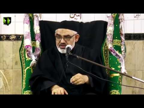 [9] Topic: معاشرے کے رسم و رواج اور نصرتِ امامِ زمانہؑ   H.I Ali Murtaza Zaidi - Urdu