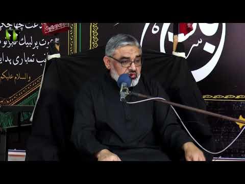 [Youm-e-Hussain as] Khitaab: H.I Ali Murtaza Zaidi | Mehdia Hostel | Safar 1440 - Urdu