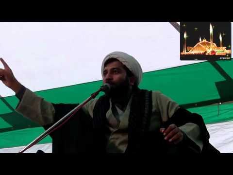 Majlis 1st Moharram 1433 Hijri 27 November 2011 By Sheikh Skhawat Ali Qumi at Satellite Town Rawalpindi - Urdu