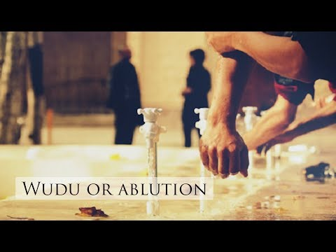 Spiritual Journey | EP3 | Wudu or Ablution | by Maulana Ali Raza Rizvi 2018 - Urdu