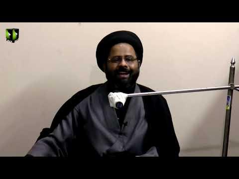 [2] Topic: Uswa-e-Hasana - اسوۂ حسنہ | Moulana Syed Ali Afzaal | Safar 1440 - Urdu