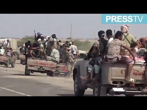 [5 November 2018] Yemeni forces foil Saudi push to seize Hudaydah - English