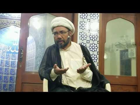 Majlis Shahadat Hazrat Muslim Ibne Aqeel a.s 9th ZilHajj 1439/18 By H I Muhammad Hussain Raeesi at Mehfil e Murtaza-Urdu