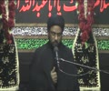 5th Majlis Night 16th Safar 1436/2014 کرامتِ انسان By H I Syed Zaigham Rizvi Darbar-e-Masumeen- Muscat-urdu