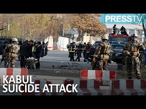 [12 November 2018] Suicide bomber kills six near police checkpoint in Kabul - English