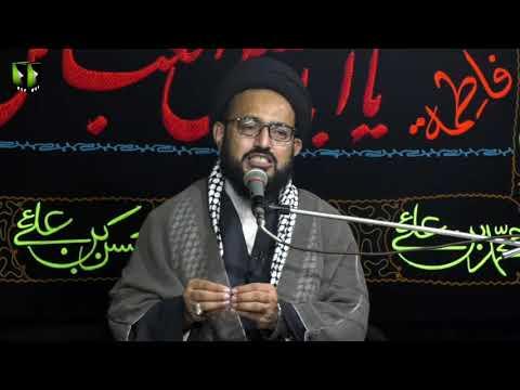 [Majlis]Markaa e Haq o Batil aur Zahoor e Imam(A) Ki Tayyari   H.I Sadiq Raza Taqvi Urdu