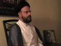Moulana Zaki Baqri on Imam Khomeini RA - Urdu