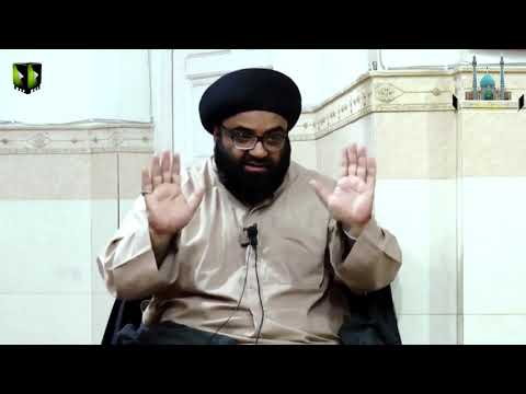 CLIP   اہلبیت علیہم السلام کو خدا بنا دینا   Hujjat ul Islam Maulana Syed Kazim Abbas Naqvi