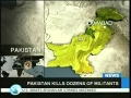 Pakistani Crack Down on Militants - English