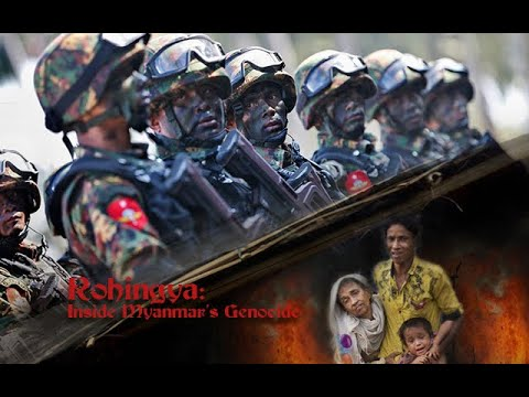 [Documentary] Rohingya: Inside Myanmar\'s Genocide - English