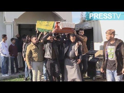 [30 December 2018] Yemeni boy whose mother battled US Muslim ban buried in California - English