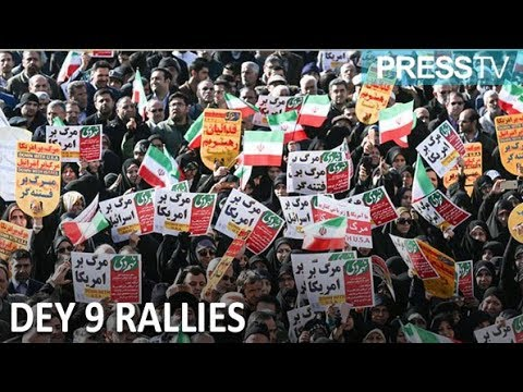 [31 December 2018] Iran marks 2009 historic rallies against foreign-backed \'sedition\' - English