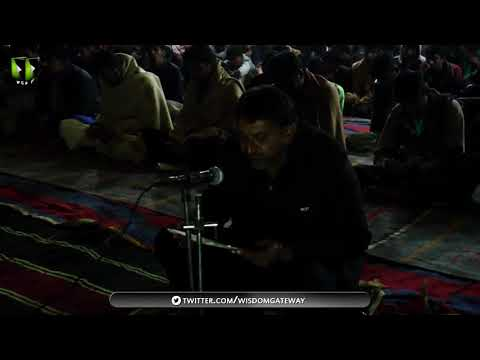 Dua e Kumail | Fikr e Toheed Convention - Sindhi