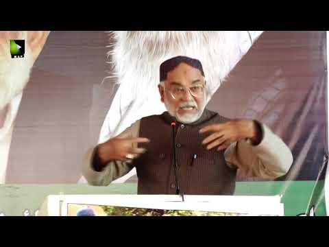 [Speech] Fikr e Toheed Convention  |Janab.Ikhlaaq Ahmed Ikhlaaq - Sindhi