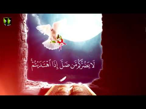 [Clip] Qavanen e illahi Par Yaqeen ki Kami قوانین الہی پر یقین کی کمی | H.I Ali Murtaza Zaidi - Urd